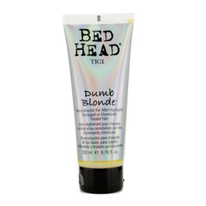Tigi Bed Head Dumb Blonde Reconstructor For After Highlights ( Damaged & Chemically Treated Hair ) 200ml/6.76oz