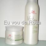 Resenha Shampoo Wella Lifetex