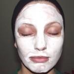 Máscara de Argila Branca para o rosto