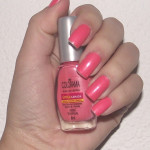 Esmalte da semana: colorama Rosa Tropical