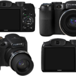 Câmera Fuji Finepix s1800.