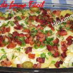 Batata de forno fácil! Nova tag: culinária