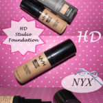 Resenha: Base NYX HD Studio Photogenic