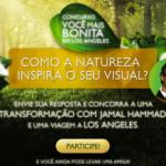 Concurso Seda: Você mais bonita em Los Angeles