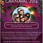 Concurso Carnaval 2012 @SedaOficial