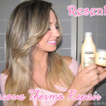 Resenha: Kit Escova Thermo Repair (Absolut Repair)