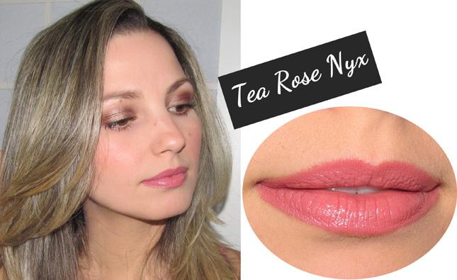 Beauty reviews- fuchsia tea rose