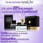Sorteio BVLGARI Jasmin Noir e Black Seduction/ Emiéle Perfumes: