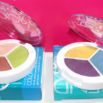 Swatches: Trio de Sombras Avon Color Trend/ Energia e Fantasia