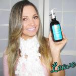 Resenha Leave-in/creme para pentear Moroccanoil