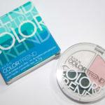 Swatches: Trio do sombras Rockstar Color Trend Avon