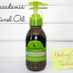 Resenha: Healing Oil Treatment/ Macadamia Natural Oil