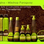 Sorteio Super Kit Macadamia Natural Oil