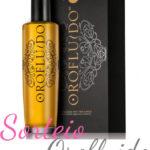 Sorteio: Orofluido Beauty Elixir /óleo de argan