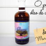 O puro óleo de Argan do Marrocos/ Inka Natura