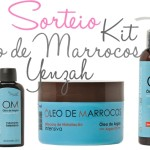 Sorteio Kit Yenzah óleo de Marrocos
