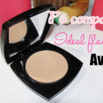 Resenha: Po compacto Ideal Flawless Avon