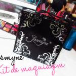 Kit maquiagem Jasmyne 3D – maletinha