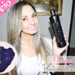 Sorteio Magic Color Platinum Blond
