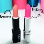 Tiffany Intenso cremoso e Nude Ternura mate Contem 1g