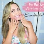 Bo the Rose/ Adriane Galisteu para Top Beauty no esmalte da semana