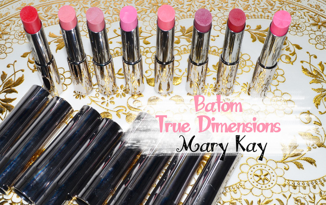 Batom True Dimensions Mary Kay