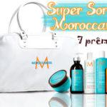 Sorteio: Super kit hipismo Moroccanoil com 7 produtos