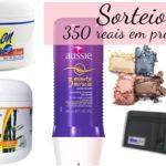 Sorteio: vale compras 350 reais