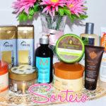 Sorteio: Desapegos do blog/ produtos de cabelo