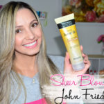 Resenha: Sheer Blonde Lustrous touch John Frieda