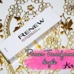 Resenha: Primer Transformador de pele Renew/Avon