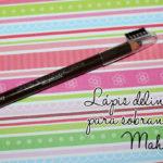 Lápis para sobrancelhas Mahogany castanho