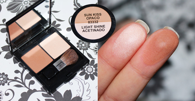 Duo Blush: Sun Kiss e Light Shine
