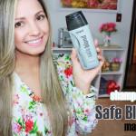 Resenha: shampoo Safe Blond Macpaul desamarelador
