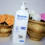 Resenha: Nutratopic Loção emoliente para pele seca/atópica
