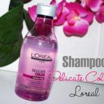Resenha: Shampoo Delicate Color Loreal Professionnel