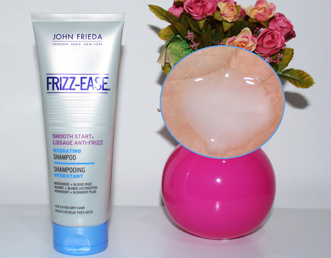Resenha: shampoo Frizz Easy John Frieda