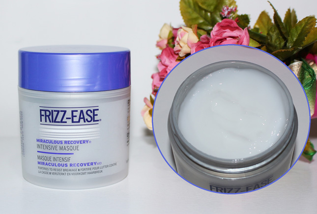 Máscara miraculous Frizz Easy John Frieda