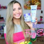 Resenha: shampoo Frizz Ease e Máscara miraculous Recovery Frizz Ease John Frieda