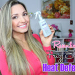Resenha: Frizz Ease Heat Defeat Protective Styling Spray
