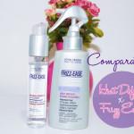 Comparação em vídeo: Frizz Ease Hair serum e Heat Defeat