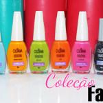 Nova coleção Famosa Colorama