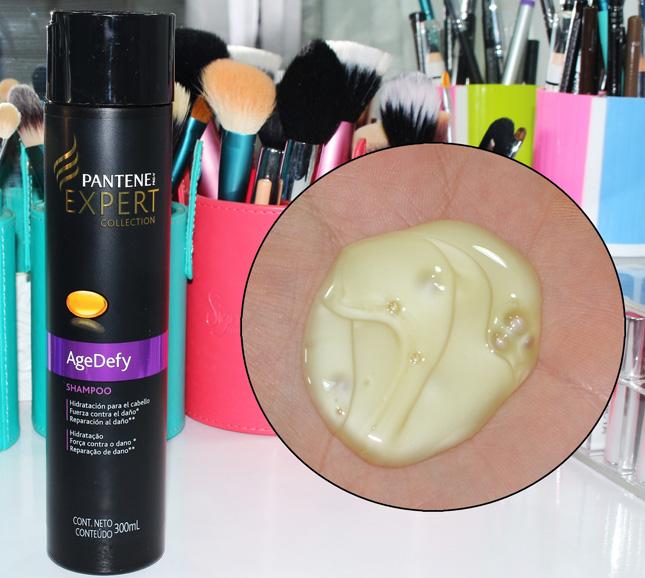 Shampoo Pantene Expert AGEDEFY: