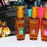 Resenha: novos óleo extraordinários Elseve: cabelo liso, ressecado e com frizz