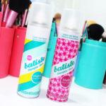 Resenha: Shampoo a seco Batiste / Blush e original
