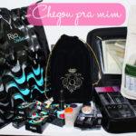 Chegou pra mim: Rio Sixties Boticario, Avon, Aneethun, Eternity Liss, Kerastase…