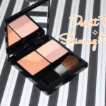 Duo Blush contem 1g: Desert Tan e Shining Ivory
