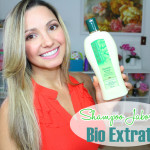 Resenha: Shampoo Jaborandi Bio Extratus