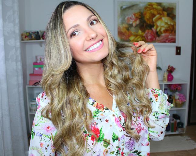 Mira Curl Babyliss Pro / Resenha post e vídeo