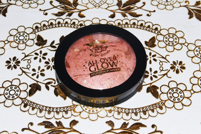 Resenha: All Over Glow Bronzing Powder cor Flushed glow